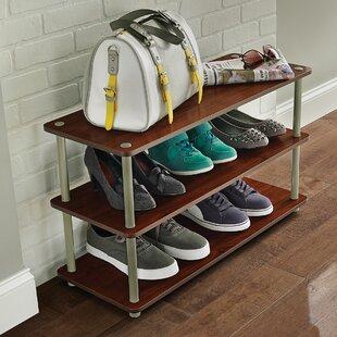 Delicieux Closet Refresh 12 Pair Shoe Rack By Closetmaid