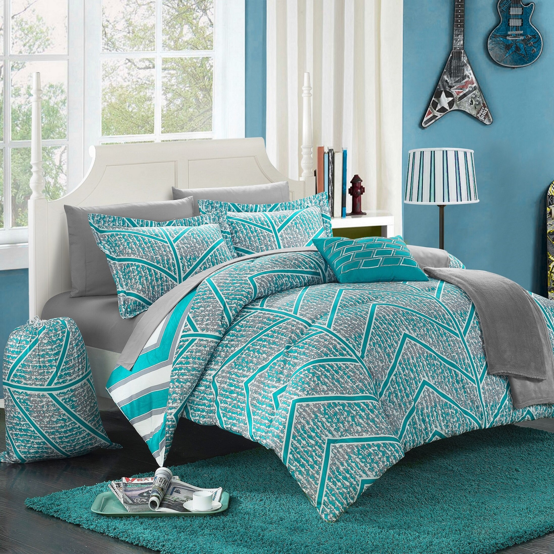 bed twin set xl in a comforter co mainstays sheets leaf asli botanical bedding walmart coordinated aetherair size bag