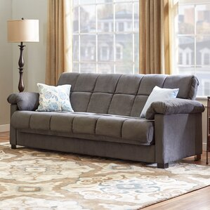 Minter Convertible Sofa by Andover Mills