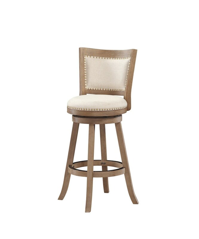 Noelle 29  Swivel Bar Stool  sc 1 st  Joss u0026 Main & Noelle 29