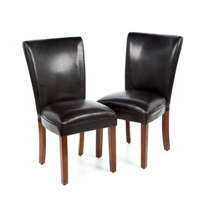 Palo Alto Parsons Chair (Set of 2) by Wildon Home ?