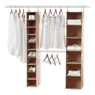 3 Piece Glenn Closet Organizer Set