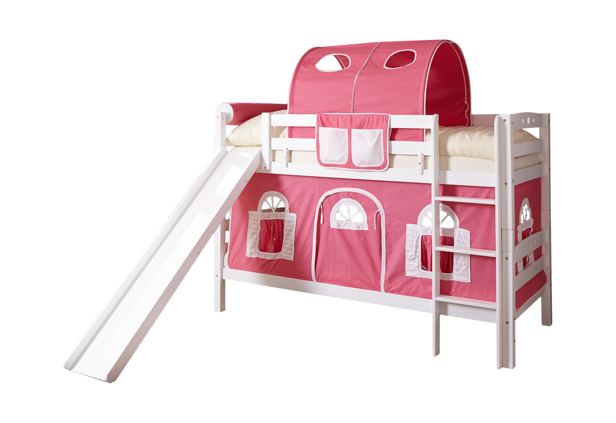 Etagenbett Lupo 2 : Moderne etagenbetten für mehr platz im kinderzimmer