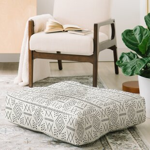 Caroline Okun Moorish Moroccan Square Floor Pillow