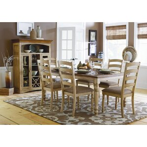 Camillia 7 Piece Dining Set by Loon Peak
