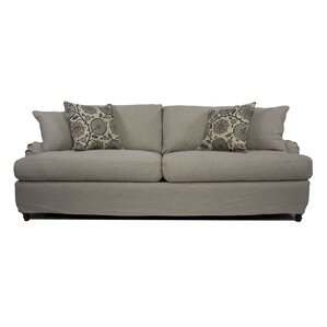Seacoast T-Cushion Sofa Slipcover Set by Sun..