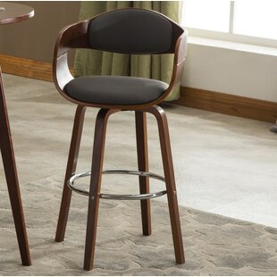 Imogen 28.74 Swivel Bar Stool