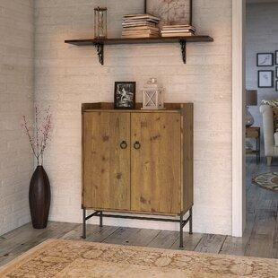 Ironworks Bar Cabinet