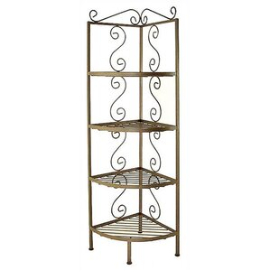 Karol Corner Baker's Rack by Red Bar..