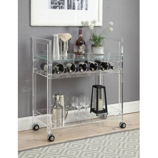 Woodbridge Bar Cart