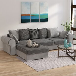Big Comfy Sectional Couch Wayfair