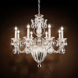 Bagatelle 8-Light Candle-Style Chandelier
