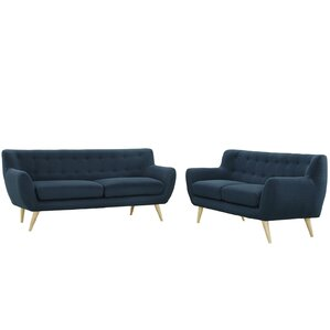 Meggie 2 Piece Living Room Set by Lang..