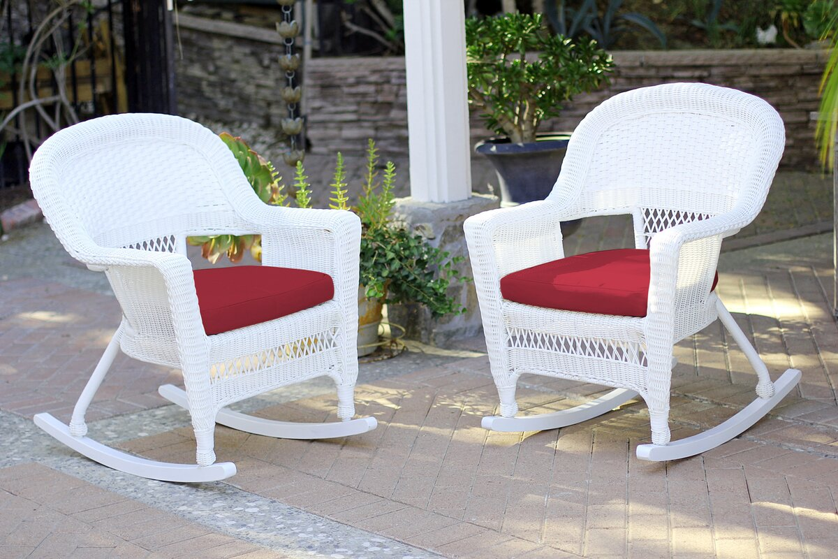 Superb Burtch Wicker Rocking Chairs Ideas