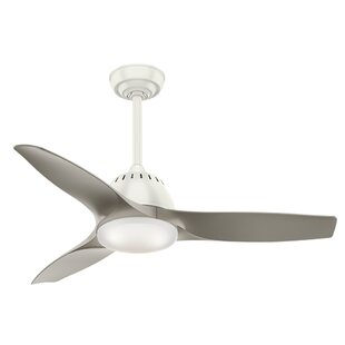 grey ceiling fan with light farmhouse style quickview gray ceiling fans youll love wayfair