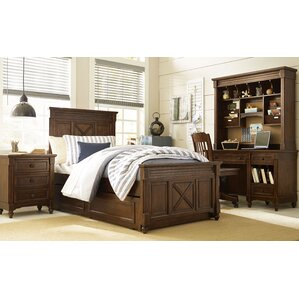 big sur by wendy bellissimo twin panel bedroom set