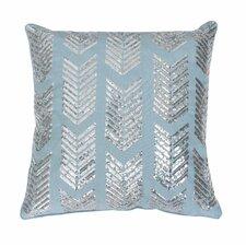 Hadara Sequin Arrow Throw Pillow