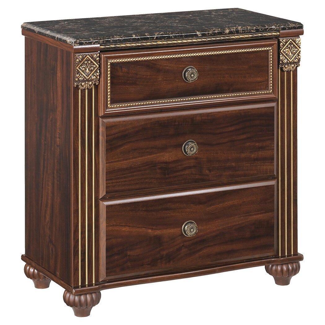 Signature Design By Ashley Gabriela Panel Customizable Bedroom Set Reviews Wayfair
