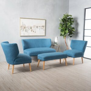blue living room sets youll love wayfair. beautiful ideas. Home Design Ideas