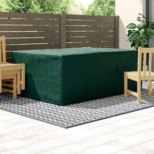 UV/Rain Protective Rattan Furniture Dining Set Cover by Lynton Garden