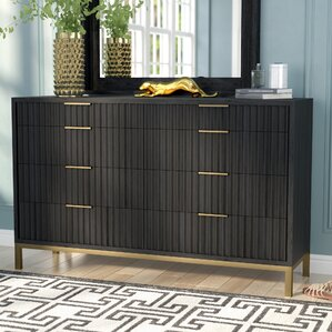Holford 8 Drawer Dresser by Willa Arlo Interiors