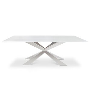 Tiya Dining Table by Orren Ellis
