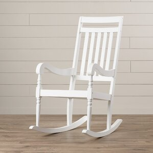 Laurel Foundry Modern Farmhouse Glen Ullin Rocking Chair Image