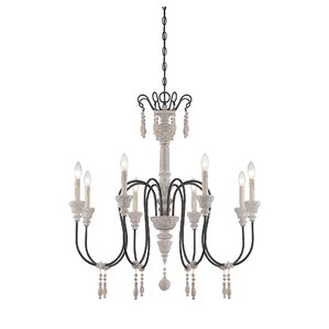 Creswell 8-Light Candle-Style Chandelier