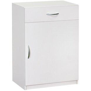 34.72u201d H X 240.2u201d W X 15.24u201d D Flat Panel Single Door And Drawer Base  Cabinet
