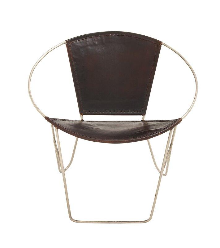 Pampasan Chair woodland imports metal papasan papasan chair & reviews | wayfair