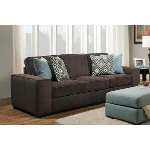 CaliforniaBay Bay Standard Sofa by Latitude Run