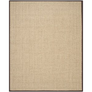 Richmond Natural / Dark Brown Indoor Area Rug