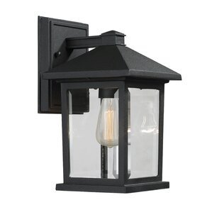 Leroy 1 Light Outdoor Wall Lantern