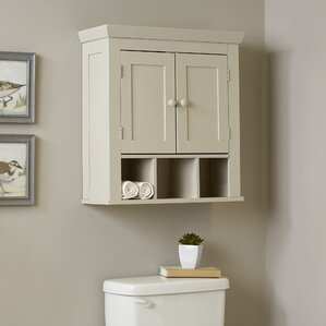 Wall Cupboards wall mounted bathroom cabinets you'll love | wayfair