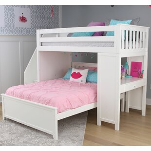 Twin Over Full Bunk Loft Beds You Ll Love Wayfair