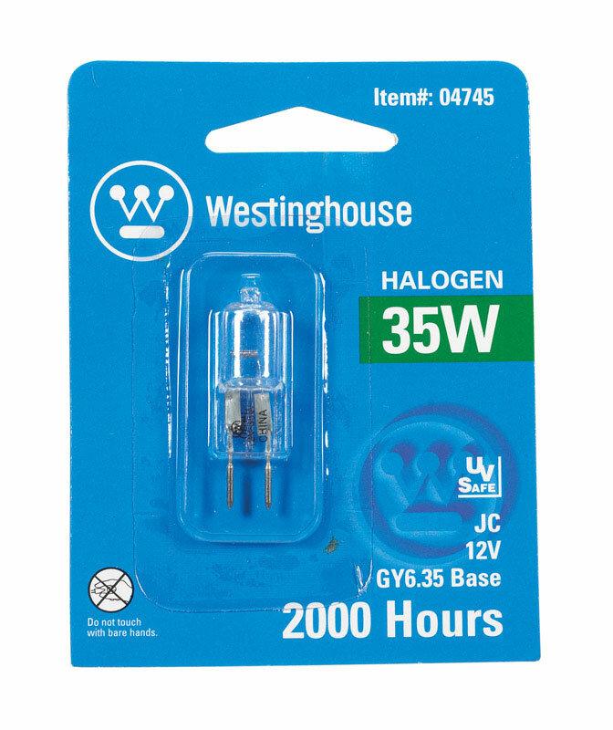 5 12v halogen Down lights Five Includes capsule bulb