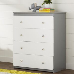 Wes 4 Drawer Chest by Viv + Rae