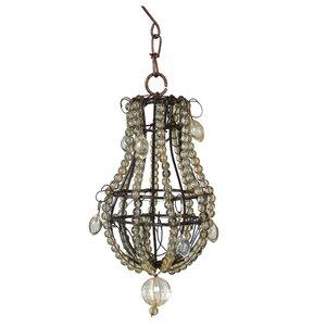 Lakshmi Mini Pendant (Set of 2)