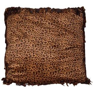 pillows prints and decor leopard belle pillow leopards velvet pin