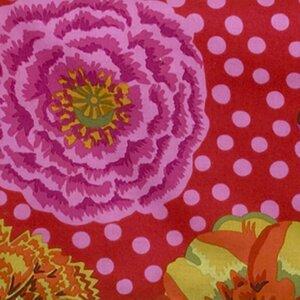 Tula Flower Print Fabric