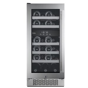 23 Bottle Dual Zone Convertible Wine Cooler by Avallon