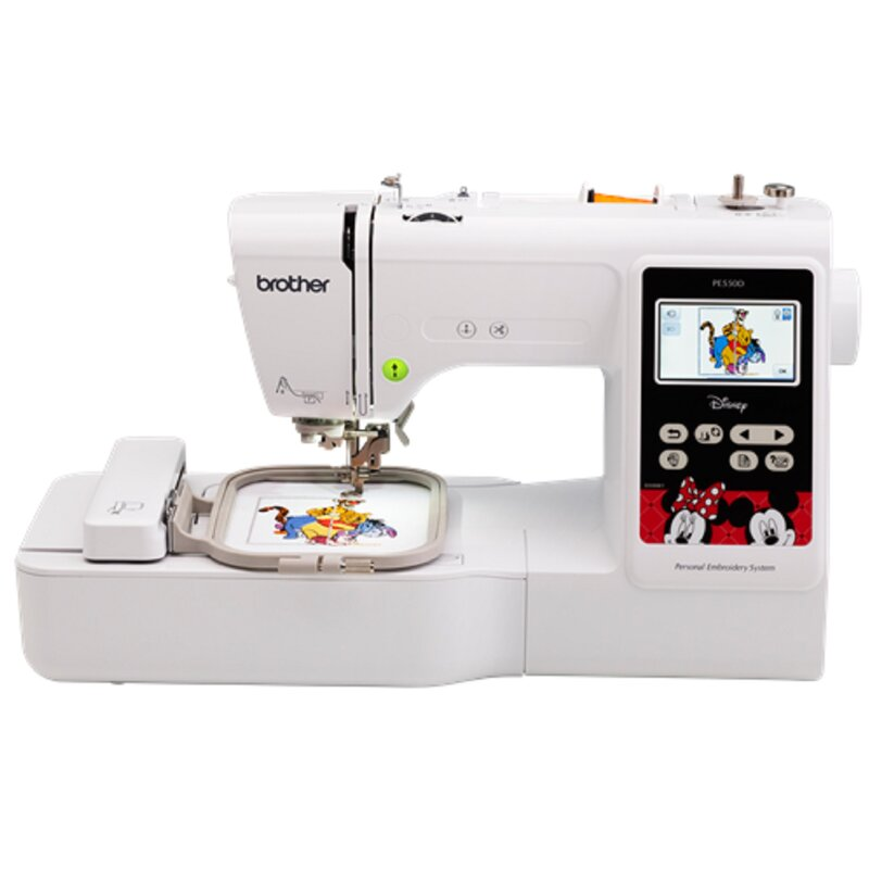 Brother Sewing Disney Embroidery Computerized Electronic Sewing Amazing Computer Sewing Machine Embroidery