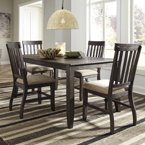Rainmaker 5 Piece Dining Set by Loon P..