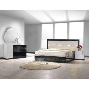Jinn Platform 5 Piece Bedroom Set