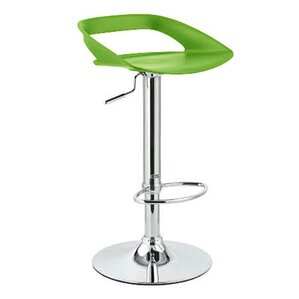 Chi Adjustable Height Swivel Bar Stool (Set of 4) by Vandue Corporation