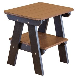 Heritage 2 Tier End Table