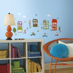 Nintendo 32 Piece Happy Town Wall Decal : nintendo wall decal - www.pureclipart.com