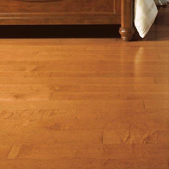 Bruce Flooring Turlington 5 Engineered Maple Hardwood Flooring In