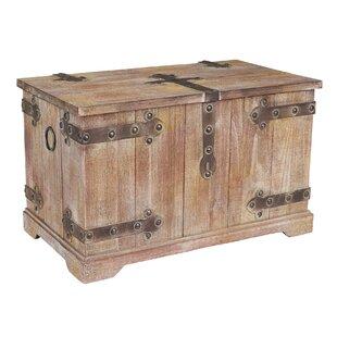 Large Victorian Storage Trunk