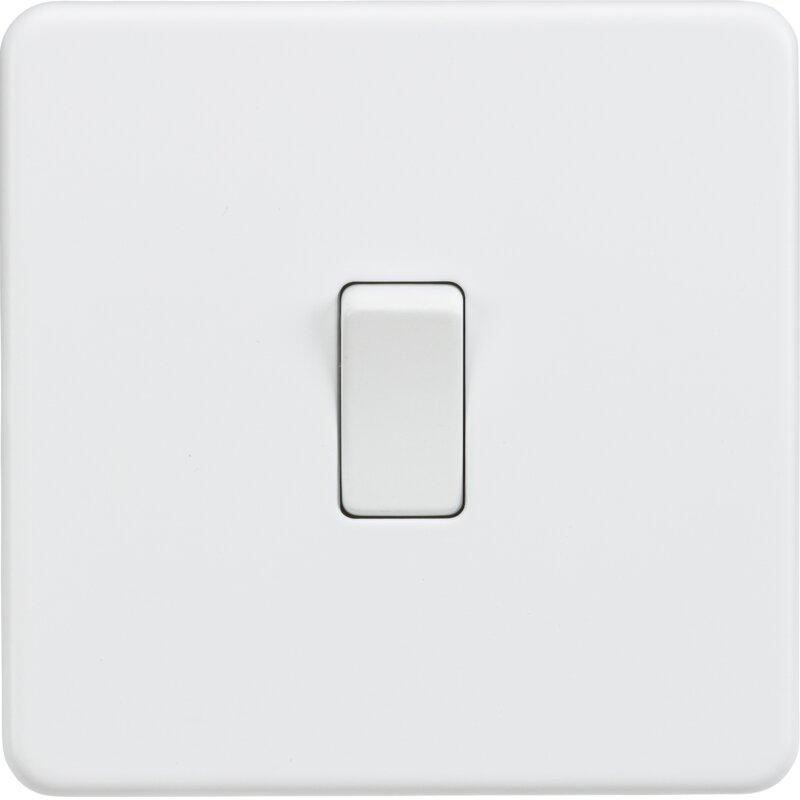 Bel Étage Wandmontierter Lichtschalter 10A 1G & Bewertungen | Wayfair.de